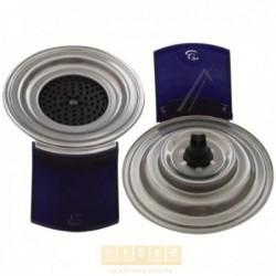 Suport filtru cafea - Cafetiera PHILIPS HD5008/01 SUPORT CAPSULA CAFETIERA TYP1 ALBASTRU