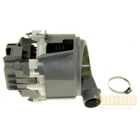 Pompa recirculare pentru masina de splat vase BOSCH/SIEMENS POMPA DE RECIRCULARE - CU REZISTENTA INTEGRATA