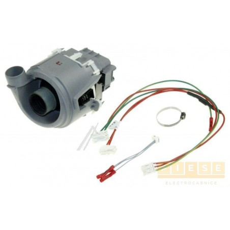 Pompa recirculare pentru masina de splat vase BOSCH/SIEMENS 1BS3615-6LA POMPA DE RECIRCULARE - REZISTENTA