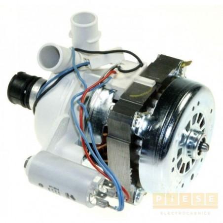 Pompa recirculare pentru masina de splat vase WHIRLPOOL/INDESIT C00076627 POMPA CIRCULATIE APA 230V-60W