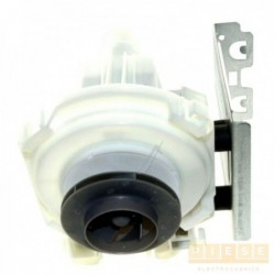 Pompa recirculare pentru masina de splat vase WHIRLPOOL/INDESIT C00341657 MOTOR POMPA 220-230V EURO