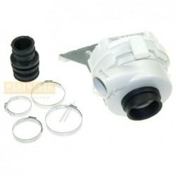 Pompa recirculare pentru masina de splat vase WHIRLPOOL/INDESIT C00312654 KIT CARCASA POMPA 3 PH ASE BLDC 340