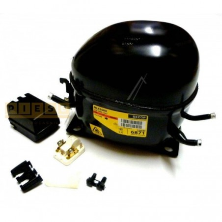 Motor frigider WHIRLPOOL/INDESIT NLX10KK COMPRESOR DANFOSS 220-240/50 1/4PS -174W R600
