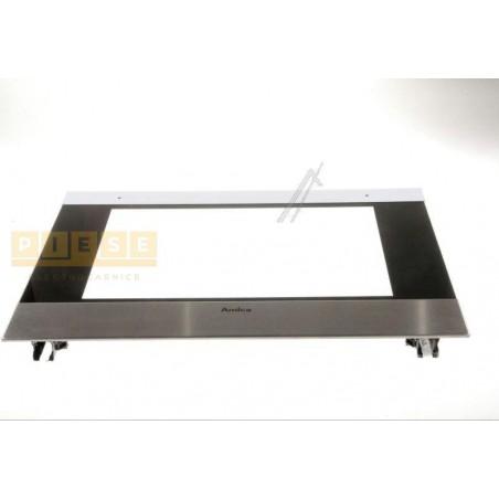 Geam exterior aragaz AMICA EXTERNAL GLASS PANEL SUB-UNIT.460/410