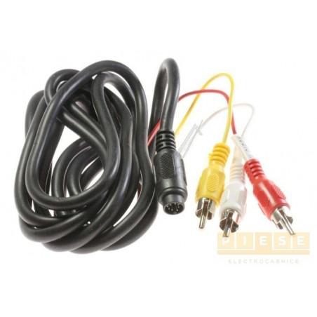 Cablu movie  MOVIE-TATA-8P/3XRCA-TATA 2M