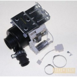 Pompa recirculare pentru masina de splat vase WHIRLPOOL/INDESIT C00374224 MOTOR SMART ALT220-230 - ADAPTOR