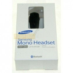 Casca bluetooth GSM SAMSUNG SAMSUNG BLUETOOTH HEADSET BHM1350 BLACK