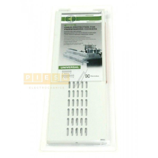 Gratar exterior aragaz ELECTROLUX E4OHPR60 GRILAJ ARAGAZ PROTECTIE COPII