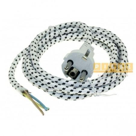Cablu de alimentare fier de calcat CABLU DE ALIMENTARE FIER DE CALCAT 30M 3X075MM