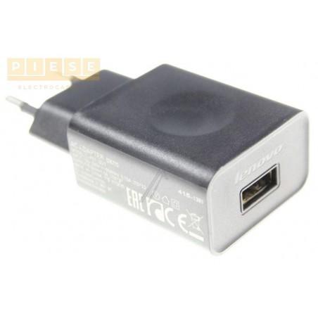 Alimentator GSM LENOVO 35016397 SMP LV A316I/A328 CHARGER 5V 1A BLACK EU