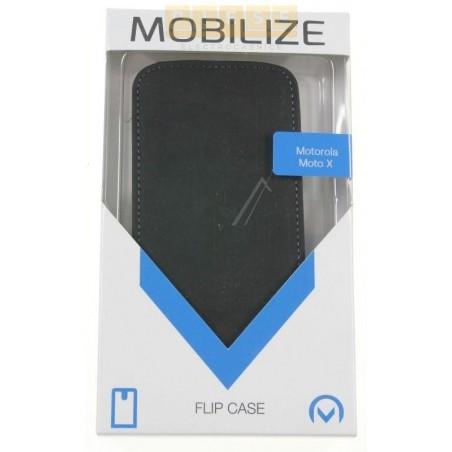Husa Telefon GSM MOBILIZE MOBILIZE ULTRA SLIM FLIP CASE MOTOROLA MOTO X BLACK