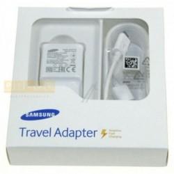 Incarcator GSM SAMSUNG INCARCATOR RAPID 2A 5-9V -CABLU MICRO-USB ALB