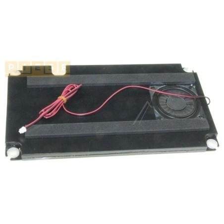 Sonerie GSM VESTEL SUBWOOFER BOX 160X280X13MM 8R 12W ROHS