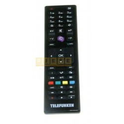 Telecomanda VESTEL R/C 4875 TELECOMANDA R/C 4875 TELEFUNKEN (GRAY/S)(BLACK/P)