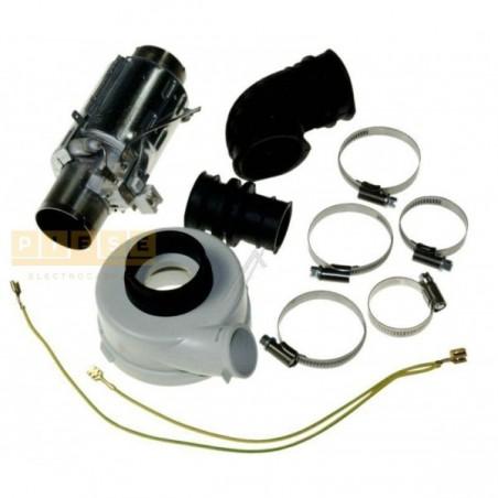 Rezistenta tubulara masina de spalat vase WHIRLPOOL/INDESIT C00311128 KIT TURBINA - REZISTENTA 220-230V